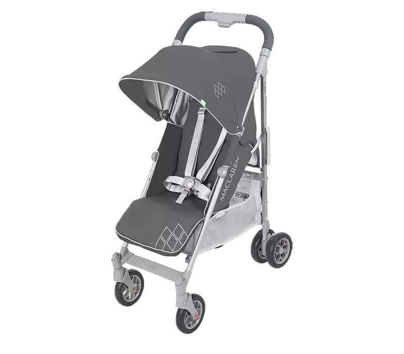 Maclaren Stroller Techno ARC Charcoal - Silver