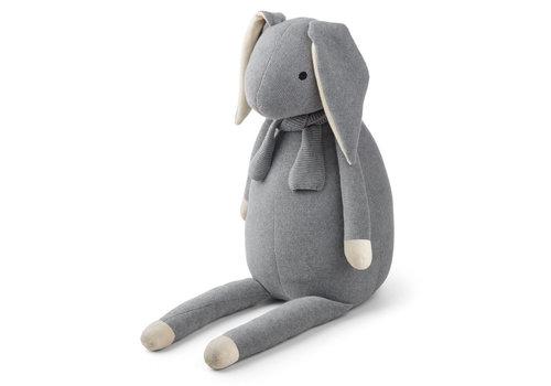 Liewood Liewood Knit Teddy Kathlin Rabbit Grey Melange