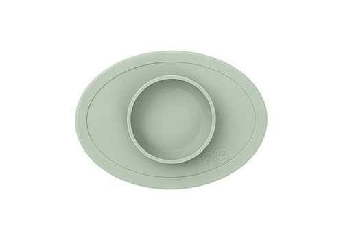 EZPZ EZPZ Placemat + Kom Tiny Bowl Sage