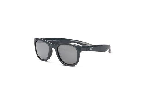 Real Shades Real Shades Sunglasses Surf Graphite 4 Year +