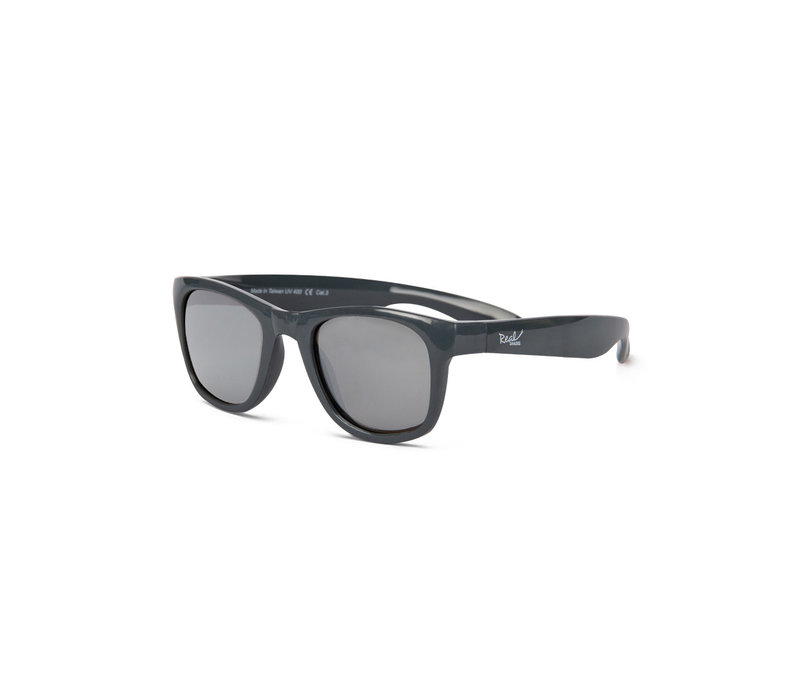 Real Shades Sunglasses Surf Graphite 4 Year +