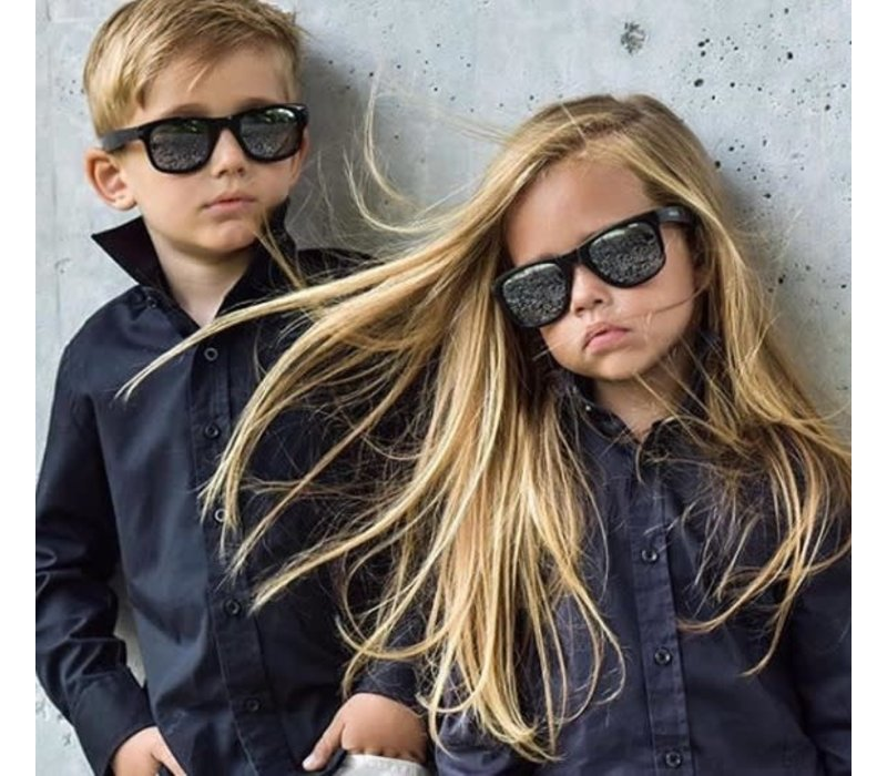 Real Shades Zonnebril Surf Graphite 4 Jaar +