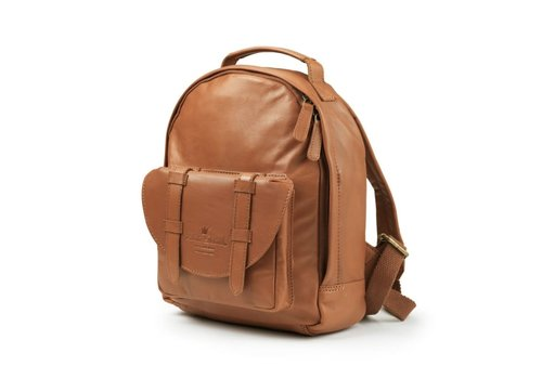 Elodie details Elodie Details Backpack Mini Chestnut Leather