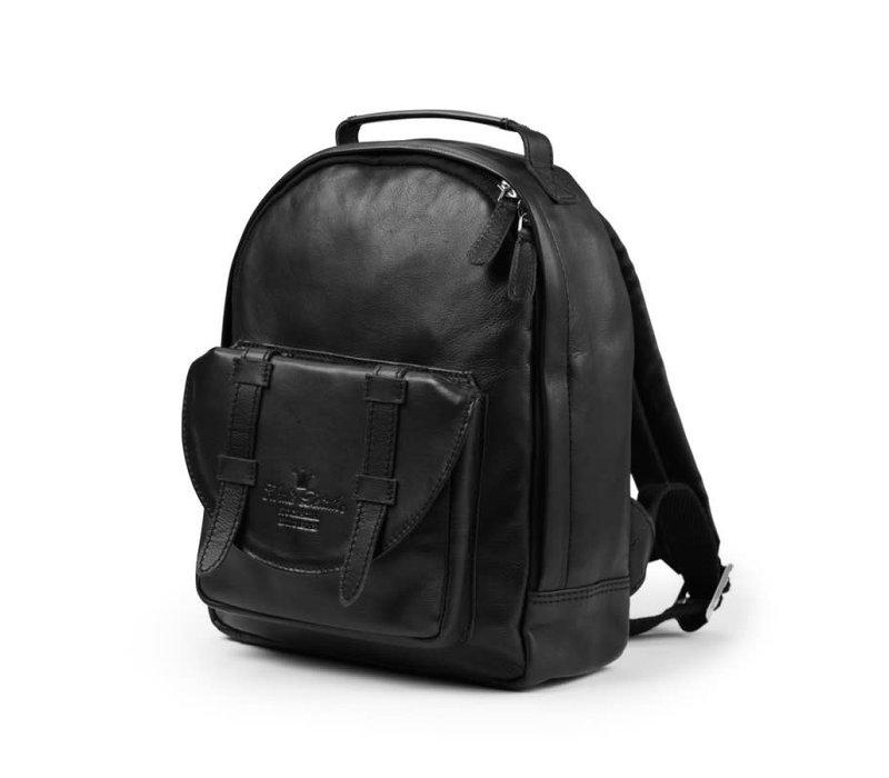 Elodie Details Backpack Mini Black Leather