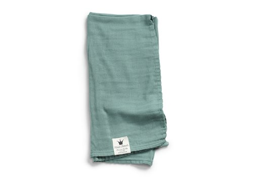 Elodie details Elodie Details Bamboo Swaddle Mineral Green