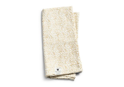 Elodie details Elodie Details Bamboo Swaddle Gold Shimmer