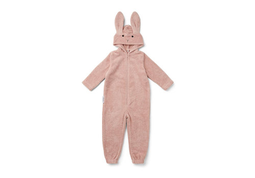 Liewood Liewood Taylor Jumpsuit Rabbit Rose