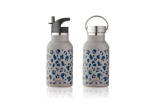 Liewood Liewood Anker Water Bottle Leo Beige Warm Grey