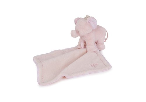 Tartine Et Chocolat Tartine Et Chocolat Cuddle Cloth Ferdinand Elephant Pink