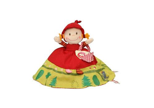 Lilliputiens Lilliputiens Reversible Red Riding Hood Puppet