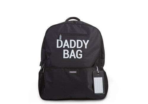 Childhome Childhome Daddy Backpack Black