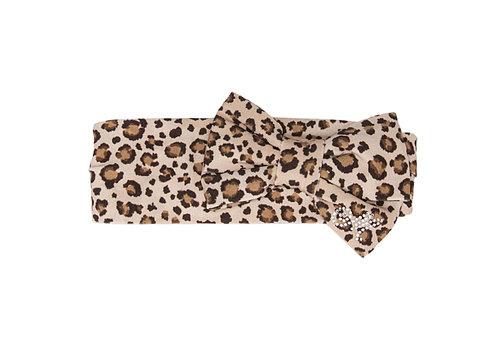 Monnalisa Monnalisa Haarband Leopard