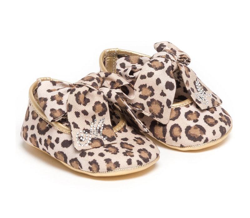 Monnalisa Ballerina Animalier Leopard