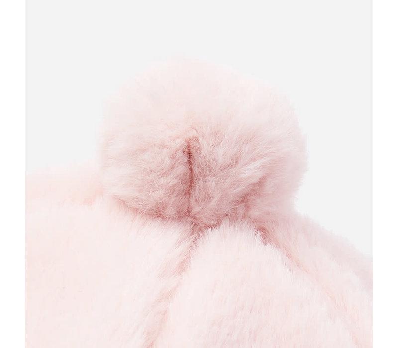 Mayoral Fur Beret Makeup