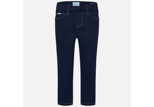 Mayoral Mayoral Basic Denim Pants Super Dark
