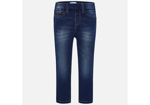 Mayoral Mayoral Basic Denim Pants Basic