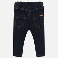 Mayoral Basic Denim Pants Super Dark