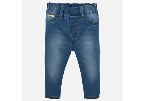 Mayoral Mayoral Basic Denim Pants Light