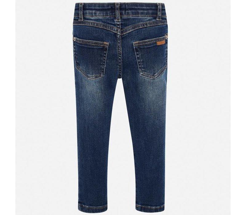 Mayoral Denim Long Trousers Basic