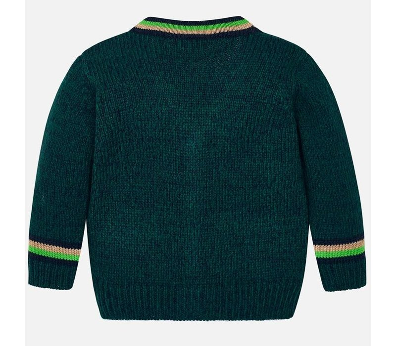 Mayoral Knit Cardigan Cypress Me