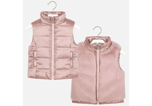Mayoral Mayoral Reversible Vest Crystal