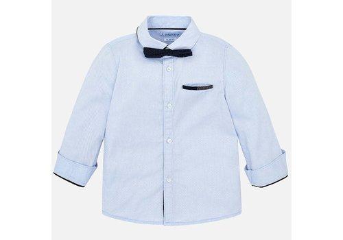 Mayoral Mayoral L/S Shirt Lightblue