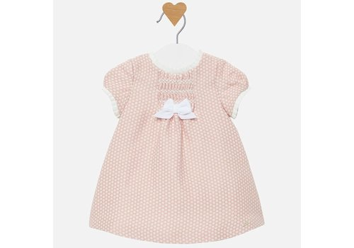 Mayoral Mayoral Dots Dress Rose