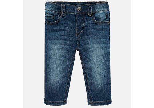 Mayoral Mayoral Slim Fit Denim Pants Basic