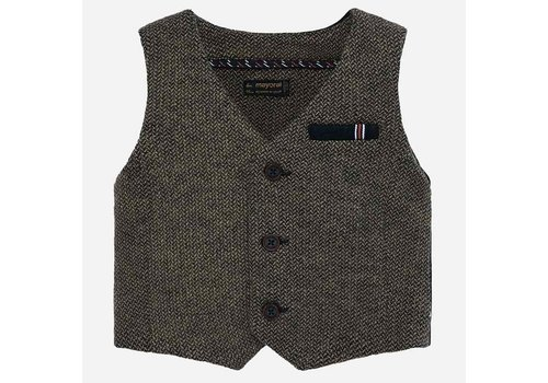 Mayoral Mayoral Dressy Vest Spike