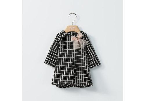 Liu Jo Liu Jo Dress Zwart Wit