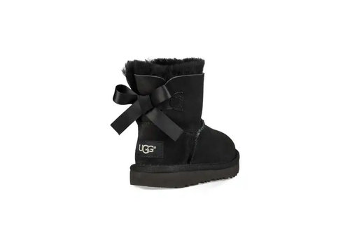 UGG Ugg Mini Bailey Bow II Black