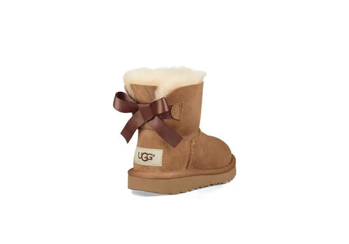 UGG Ugg Mini Bailey Bow II Chestnut