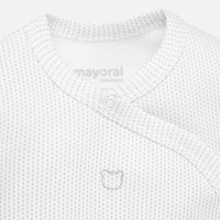 Mayoral S/S Unisex Body Gray
