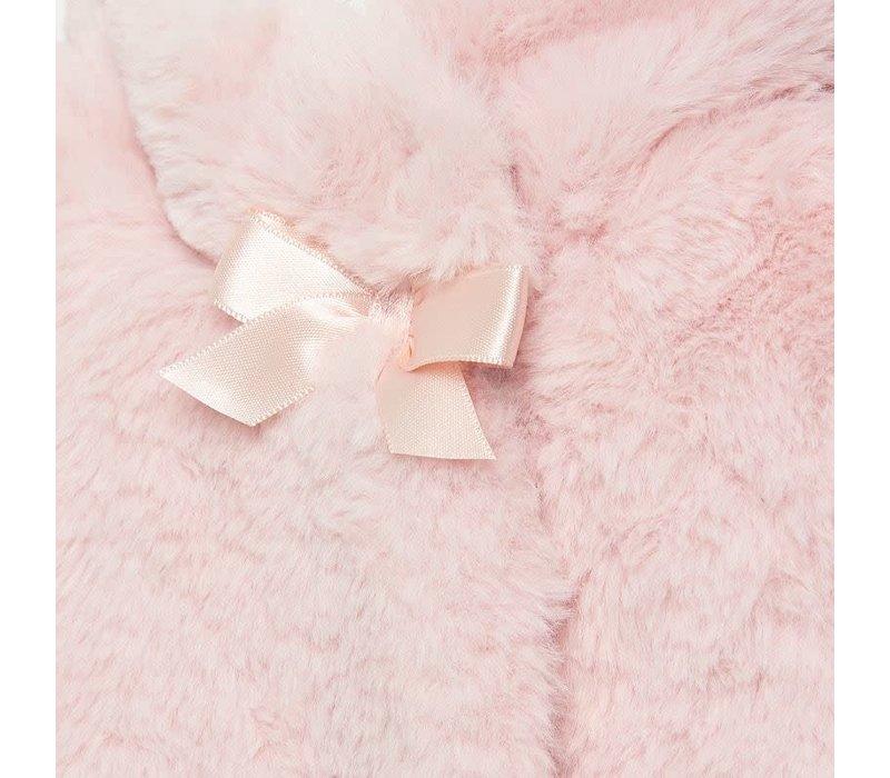 Mayoral Fur Coat Makeup
