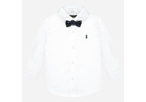 Mayoral Mayoral L/S Dressy Shirt White