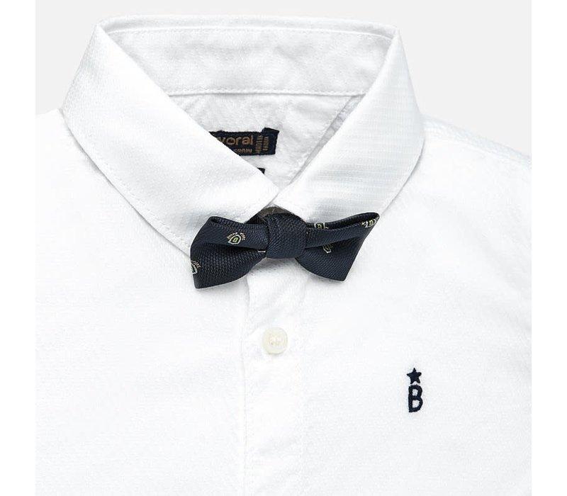 Mayoral L/S Dressy Shirt White