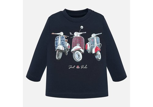 "Mayoral Mayoral L/S ""Just Ride"" T-Shirt Universal"