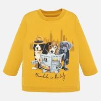 Mayoral L/S T-Shirt Corn