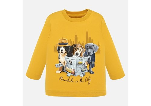 Mayoral Mayoral L/S T-Shirt Corn