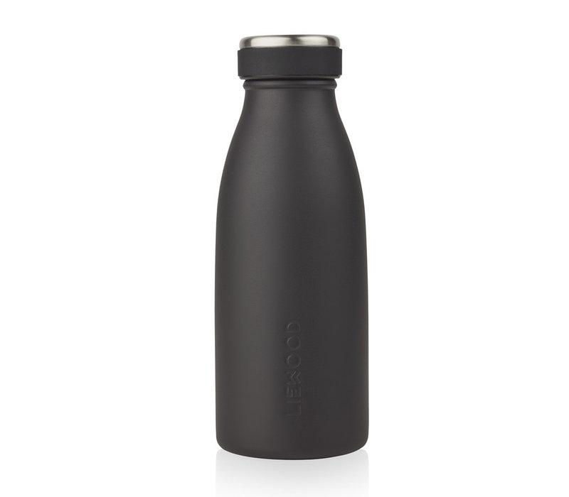 Liewood Estella Water Bottle Black