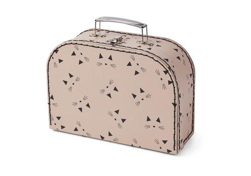 Liewood Liewood Poppin Suitcase Cat Rose 3 Stuks