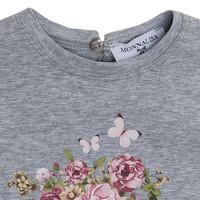 Monnalisa T-Shirt St.Mazzolino Grijs