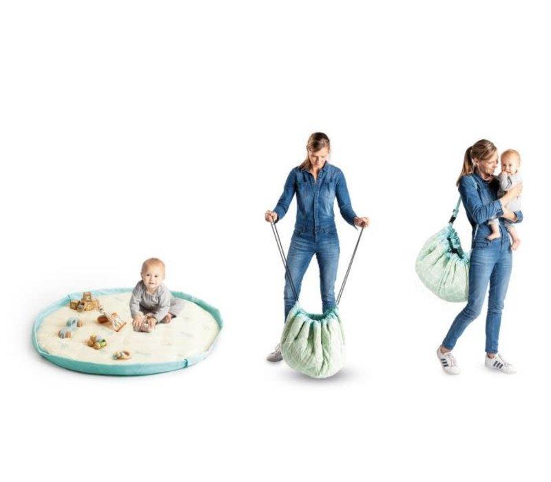 Play & Go Opbergzak - Speelmat Sophie La Girafe Baby
