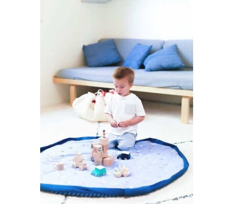 Play & Go Opbergzak - Speelmat Luchtballon Baby