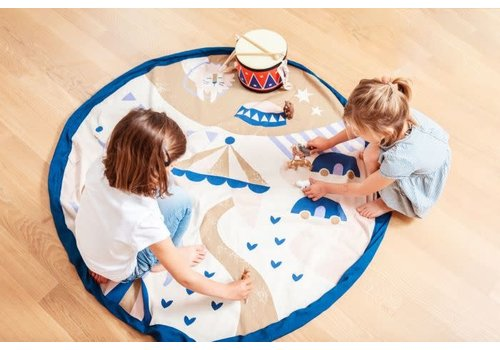 Play&Go Play & Go Opbergzak Circus