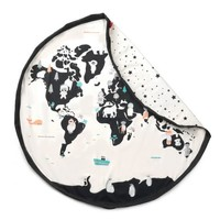 Play & Go Opbergzak Worldmap - Stars