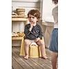BabyBjörn Copy of Babybjorn Potje Zetel Diepblauw/Wit