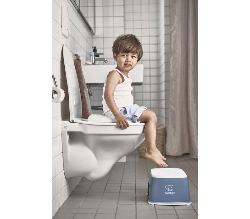 Babybjorn Opstapje Diepblauw - Wit