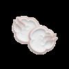 BabyBjörn Babybjorn Babybord Lepel En Vork 2x Pastelroze