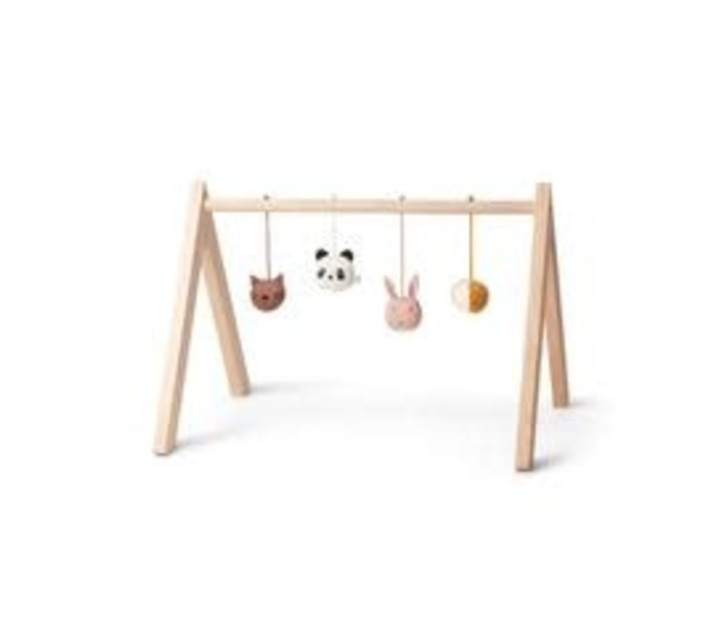 Copy of Liewood Wooden Playgym